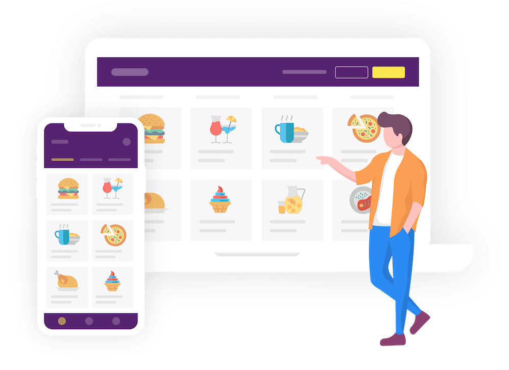 Online Ordering System for Restaurants