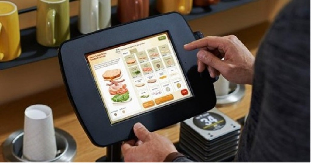 technology for a restaurant