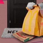 خدمة توصيل الطعام - تيكر