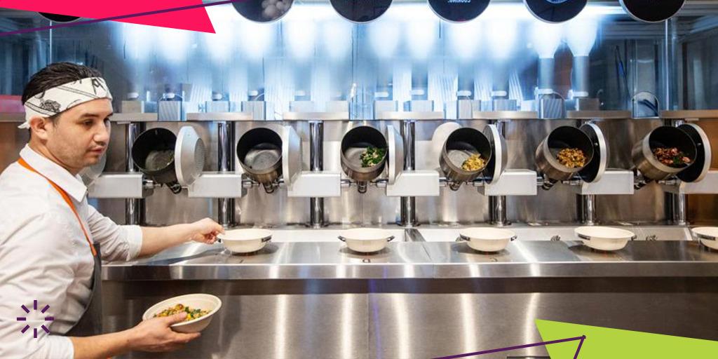 تكنولوجيا المطاعم - تيكر