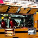 مشروع عربة طعام - تيكر