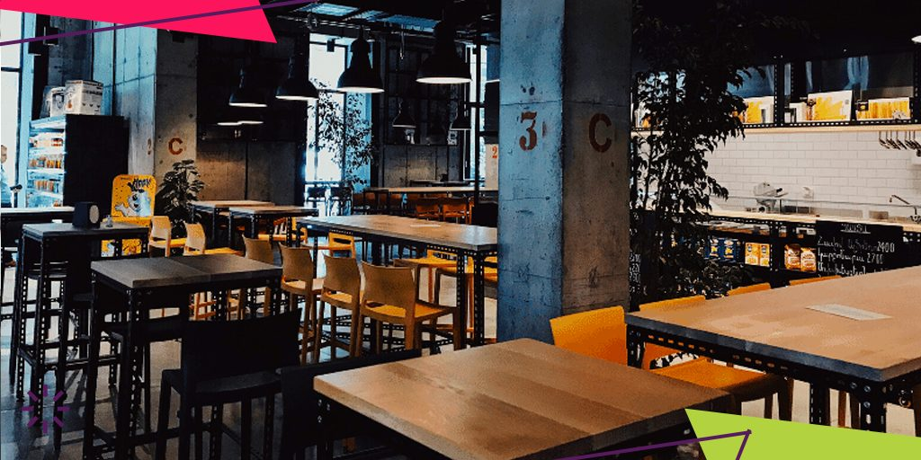 التخطيط لافتتاح مطعم