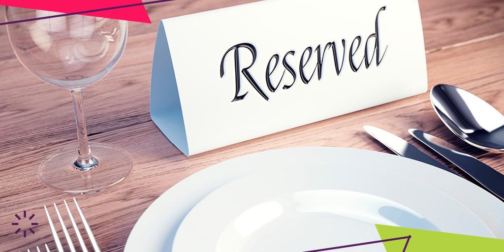 ادارة حجوزات المطاعم