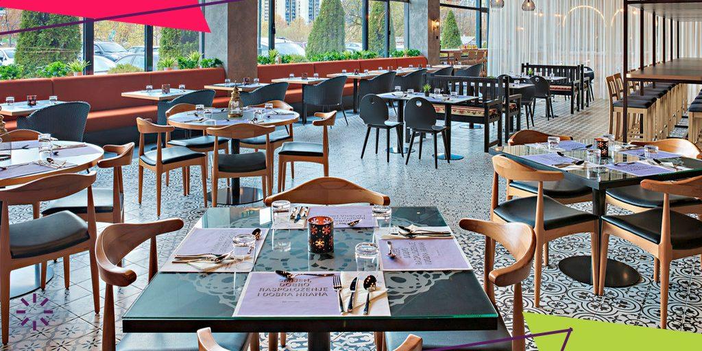 افكار ترفيهية للمطاعم